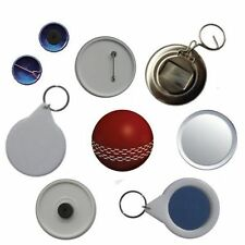 Cricket Ball Pin Button Badge Magnet Keyring Bottle Opener Mirror