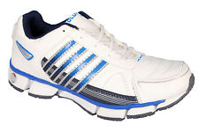 Columbus Brand Mens White,Blue Casual Sports Shoes AD-004 - Free Shipping