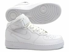 NIKE AIR FORCE 1 HIGH 315123-111 Colore Bianco