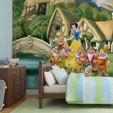 WALL MURAL PHOTO WALLPAPER PICTURE (596VE) Disney Snow White Girls Bedrooms