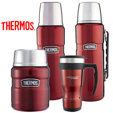 Thermos Stainless Steel King Range Food Flask, Drink Flask, Travel Mug
