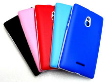 PREMIUM HYBRID SILICON BACK CASE COVER FOR NOKIA XL DUAL SIM ANDROID