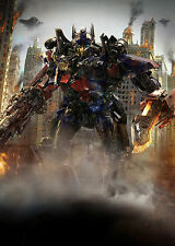 Optimus Prime Transformers Giant Poster - A0 A1 A2 A3 A4 Sizes