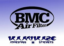 ADHESIVO PEGATINA STICKER AUTOCOLLANT ADESIVI AUFKLEBER DECAL  BMC AIR FILTER