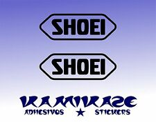 ADHESIVO PEGATINA STICKER AUTOCOLLANT ADESIVI AUFKLEBER DECAL SHOEI