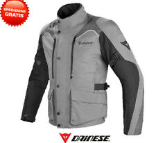 Giacca Dainese Tempest D-dry castle-rock nero dark-gull-gray moto jacket
