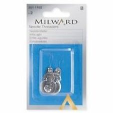 Milward Needle Threaders - Choice of Style