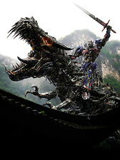 Transformers Age of Extinction Giant Movie Poster - A0 A1 A2 A3 A4 Sizes