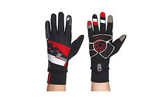 Guanti Invernali Northwave X-CELLENT TOUCH Black/Red/White/WINTER GLOVES NORTHWA