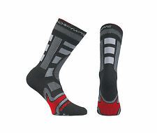 Calze Invernali Northwave EVOLUTION BLACK/RED/WINTER SOCKS NORTHWAVE EVOLUTI