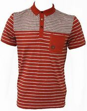 Camiseta Polo A Rayas de Hombre Duck and Cover Mitchell Tallas S M L XL XXL