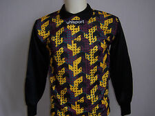 MAILLOT Gardien de Buts Collector 2001 neuf Uhlsport taille S