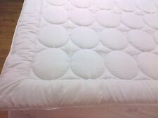 Early's of Witney 450GSM Luxurious Microfiber Mattress Topper