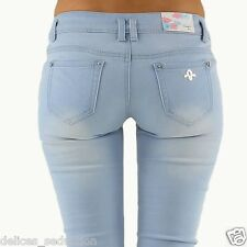 femme pantalon slim effet moulant pvc matelasse cuir pu jeans ebay. Black Bedroom Furniture Sets. Home Design Ideas
