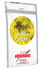 Just Vitamins Royal Jelly 500mg Capsules