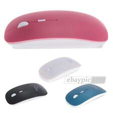 Mini Mouse Bluetooth V3,0 Wireless Ultra Sottile 1600DPI 6 Tasti per PC Tablet