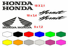 KIT ADESIVI COMPATIBILI HONDA HORNET 6 STICKERS