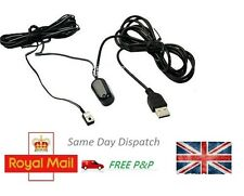 Infrared Remote Control Receiver Emitter USB Adapter IR Extender Repeater EA L60