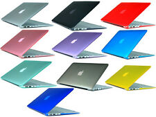 """Crystal Hard Case f. Apple Macbook Air 13.3"""" 13 Zoll Cover Schutz Hülle Farbwahl"""