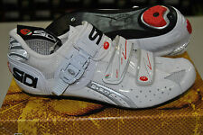 Scarpe ROAD SIDI GENIUS 5-FIT Donna Bianco Vernice/SHOES ROAD SIDI GENIUS 5-FIT