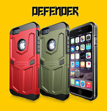 Apple iPhone 6 Nillkin Defender Series Strong TPU Back Cover Case - iPhone 6
