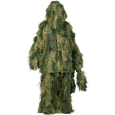 HELIKON GHILLIE YOWIE TARN SUIT 4 STÜCK SET AIRSOFT JAGD USMC DIGITAL WOODLAND