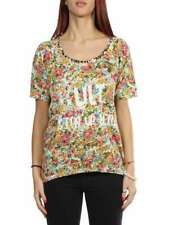 HAPPINESS 10 CULT SIGN UP HERE MULTICOLORE maglia donna