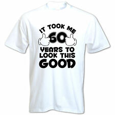GIFT BOXED It Took Me 60 Years 1956 60th Birthday Present Gift Idea Mens T Shirt