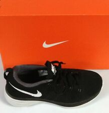 NIKE FLYKNIT LUNAR 2 WOMENS TRAINER BLACK **REDUCED** SIZES UK 3