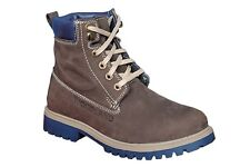 Woodland Mens Brown Boots Outdoor Adventure Casual Shoes GB1276113