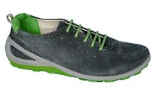 Woodland Mens Grey Outdoor Adventure Casual Shoes 1376114 Free Shipping
