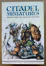Citadel Boxed Sets - White Dwarf Personalities/Adventurers/Chaos Dwarf Renegades