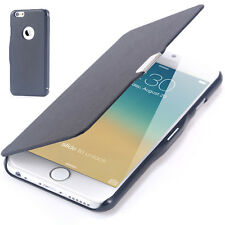 Handy Tasche für Apple iPhone 6 6 Plus SE 5s 5c 4 4s Flip Slim Schutz Case Etui