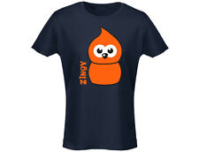 Zingy Funny EDF Energy Womens Funny T-Shirt (12 Colours)