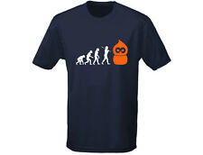 Zingy Evolution EDF Energy Mens Funny T-Shirt (12 Colours)
