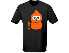 Zingy Kids EDF Energy Funny T-Shirt Unisex (12 Colours)