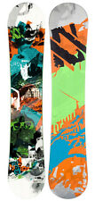 Volkl Riot Squad Snowboard 2013 Freestyle Camber