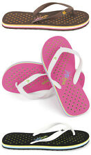 "Ladies Urban Beach ""Fresh"" Flip Flops - Sizes UK 3 - 8"