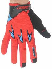 One Industries Red 2015 Sector MTB Gloves