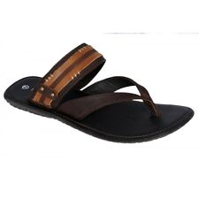 In Rich Brand Mens Brown Casual Leather Sandal 9011