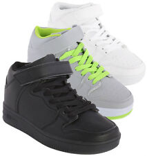 Mens Hi Top Air Force Trainers Casual Lace Up Skate Trainers Sports Shoes