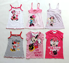 DISNEY MINNIE  NACHTHEMD   GR. 92  98  104  116  128