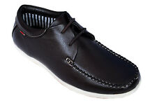 Bata Brand Mens Brown Casual Lace Shoes