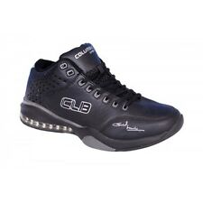 Columbus Brand Mens Black Casual Sports Shoes Alien