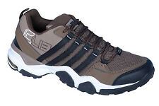 COLUMBUS BRAND MENS BROWN TURBO CASUAL LACE SPORTS SHOES