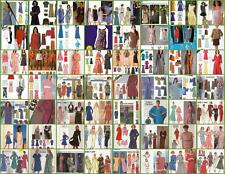 Simplicity Sewing Pattern Misses and Womens Dress Pattern Plus Size You Pick