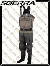Scierra X-Tech CC6 Stocking Foot Waders spinning fly fishing