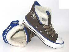 Juniors CONVERSE CT PC2 MID Winter Trainers with Fur 341795C