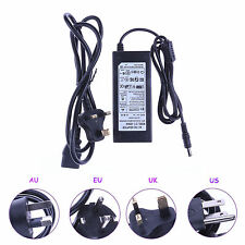 DC 12V 6A 72W Power Supply Charger Transformer Adaptor For 5630 5050 LED Lights