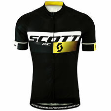 Maglia Manica Corta SCOTT RC PRO Nero/Giallo/SHIRT SCOTT RC PRO BLACK/YELLOW